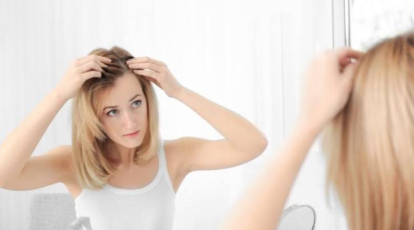 Hatalı diyetler nedeniyle saç dökülmesi