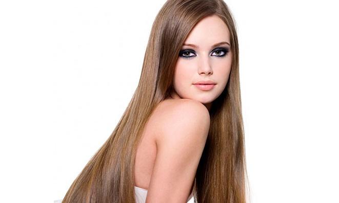 Doğal yöntemlerle saçlarınızı düzleştirme