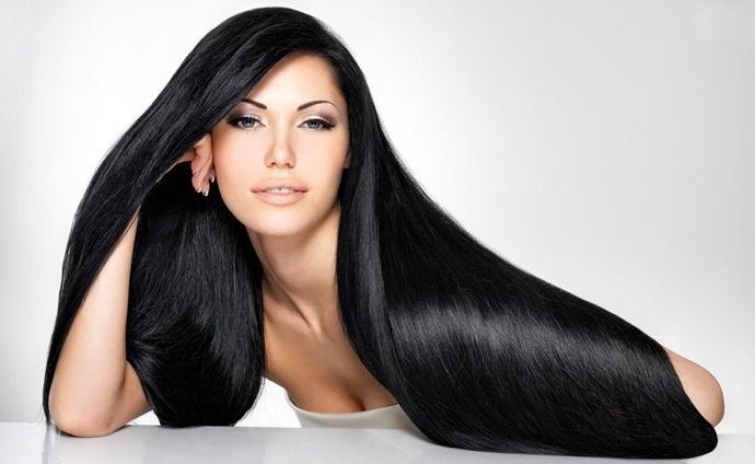 Saçları düzleştiren 5 etkili formül