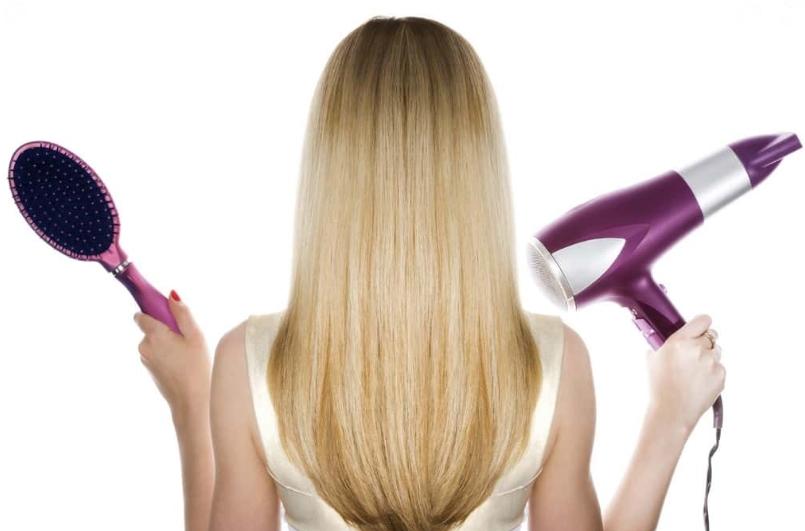 Evde saç bakımı yapmak için 10 tüyo