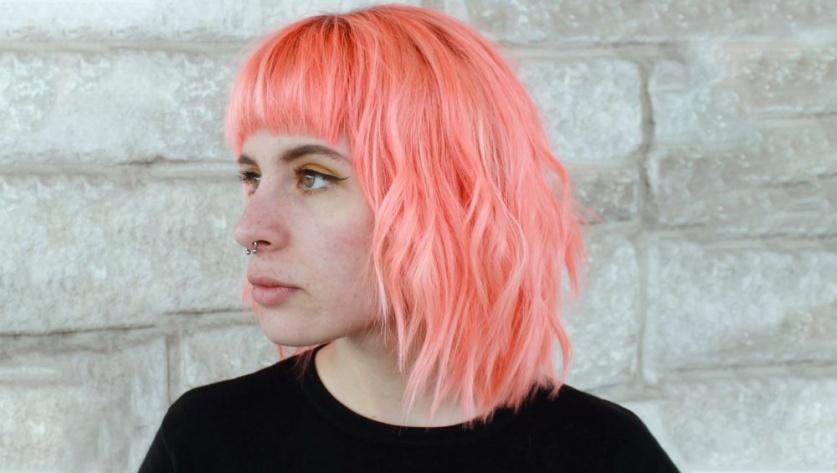 Living goral saç modası
