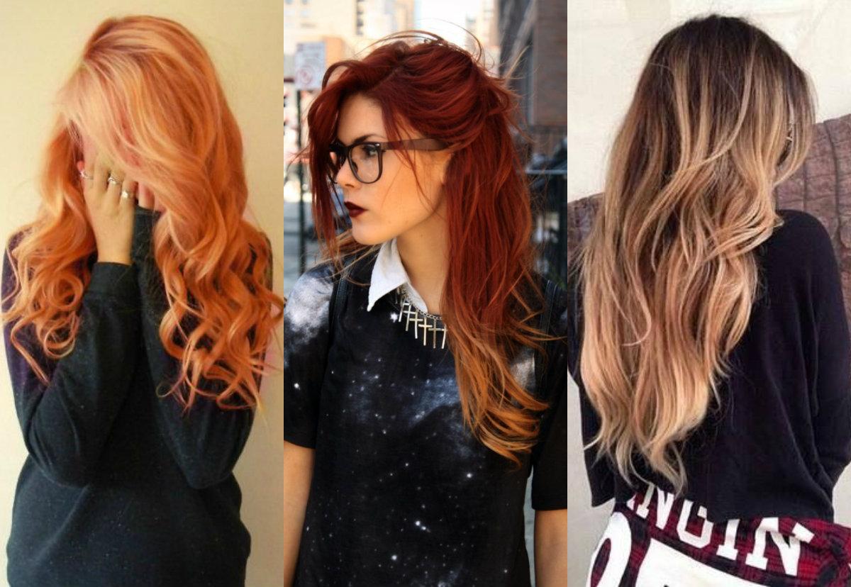 Badem kahverengi saç