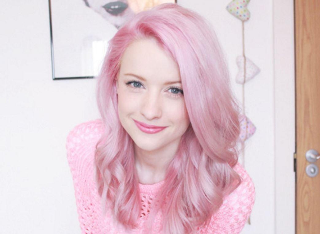 Pastel saç renkleri